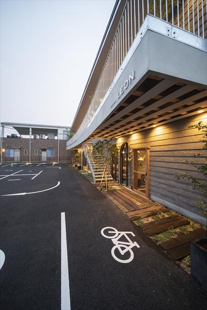 Cafe LEON (LEON BLDG)
